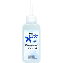 Kreul Window Color kristallklar, 80 ml