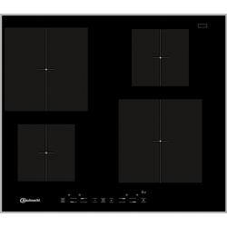 BAUKNECHT Induktions-Kochfeld von SCHOTT CERAN® CTAI 9640 IN, mit Touch-Control-Steuerung