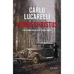 Hundechristus. Carlo Lucarelli  - Buch