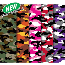 Griptape MOB - Camo Grip Tape Bg/5 Graphic (105517)