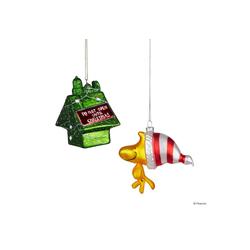 BUTLERS Hänge-Weihnachtsbaum PEANUTS
