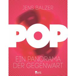 Pop als Buch von Jens Balzer