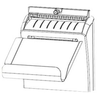 Zebra Cutter, Kit, (P1058930-189)