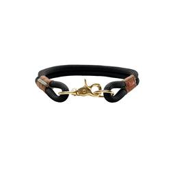 Hunter Hunde-Halsband Oss, Tau 2 cm x 60 cm