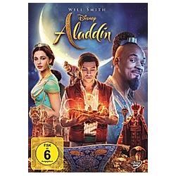 Aladdin (2019) - DVD  Filme