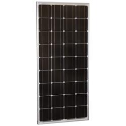 Phaesun Solarmodul Sun Plus 100 S, W, 12 VDC silberfarben Solartechnik Bauen Renovieren