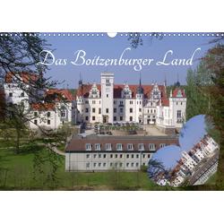 Das Boitzenburger Land (Wandkalender 2021 DIN A3 quer)