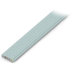 WAGO 897-252 Flachbandkabel 5G 2.50mm² Grün 1m