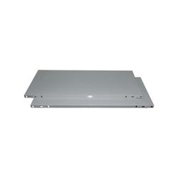 SZ METALL Einlegeboden Multiplex, 2-tlg. weiß 80 cm x 3 cm x 35 cm