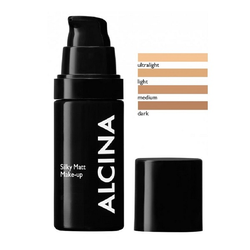Alcina Silky Matt Make-Up, Alcina Silky Matt Make-Up: MEDIUM
