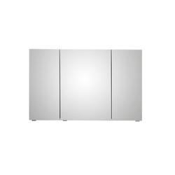 Mondo Spiegelschrank 9102 in weiß Glanz