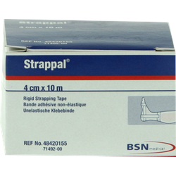 Strappal Tapeverband 4 cmx10 m 1 St
