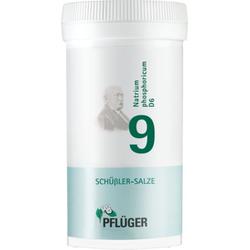 BIOCHEMIE Pflüger 9 Natrium phosphoricum D 6 Pulver