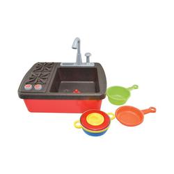 GOWI Spielgeschirr Waschbecken-Set