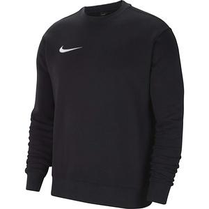Nike Y Nk FLC Park20 Crew - Black/White, XS