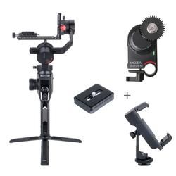 GUDSEN Moza Aircross 2 3-Achsen-Gimbal Pro Kit für Systemkameras
