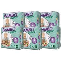 Bambo Nature Maxi 7-18 kg 6 x 30 St.
