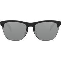 OO9374-10 polished black/prizm black