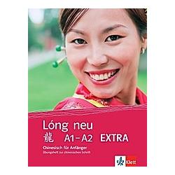 Lóng neu A1-A2  Chinesisch für Anfänger: 1 EXTRA  Übungen zur chinesischen Schrift - Buch