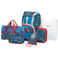Sammies by Samsonite Ergofit 2.0 7-tlg. Spiderman Camouflage