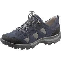 WALDLÄUFER Schnürschuh, blau Gr. 4,5