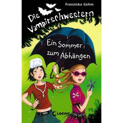 Die Vampirschwestern 9 - Ein Sommer zum Abhängen