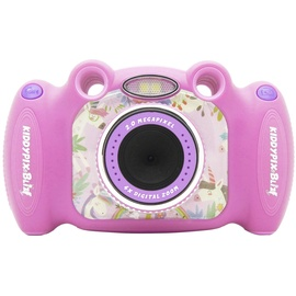 easyPIX Kiddypix Blizz rosa Kinder-Kamera