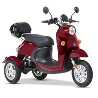 Aktivimo Modena 650 Watt 25 km/h rot