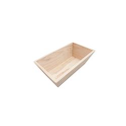 HTI-Line Holzkiste Holzkästchen Linnea ohne Griff, Aufbewahrungskiste