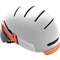 LIVALL BH51T Neo Multifunktionshelm light grey 57-61cm 2021 Bike Helme