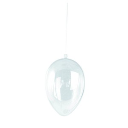 Rayher Plastik-Figur Ei 2-tlg. 12 cm 1 St.