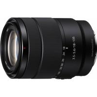 Sony SEL-18135 Zoom Objektiv 18-135mm F3.5-5.6 OSS (E-Mount APS-C für A5000/A5100/A6000 Serien & Nex) schwarz