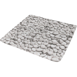 Kleine Wolke Duscheinlage Stepstone, B: 55 cm, L: 55 cm, BxH: 55 x 55 cm