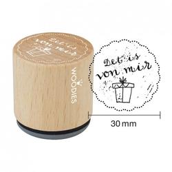 Woodies Stempel - Det is von mir W09004