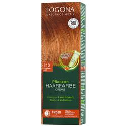 Logona Creme 210 Kupferrot Haarfarbe 150ml Damen