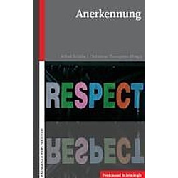 Anerkennung - Buch