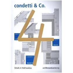 condetti & Co. 4 als Buch von Robert Borsch-Laaks/ Ernst-Ulrich Köhnke/ Holger Schopbach/ Martin Teibinger/ Gerhard Wagner