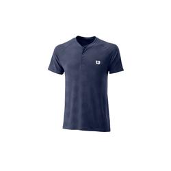 Wilson Tennisshirt Wilson Herren Tennis-Shirt S