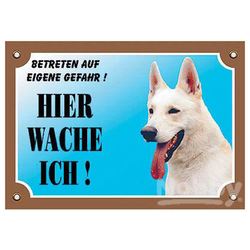 Nobby Warntafel Schäferhund