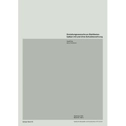 Ermüdungsversuche an Stahlbetonbalken mit und ohne Schubbewehrung als Buch von Frey/ Thürlimann