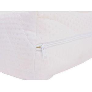 Best For You Matratzenbezug 10 cm Easy Active Cool für Allergiker geeignet 3-seitiger Reißverschluss Bezug für Matratzen von 60x120x10 bis 200x200x10 cm (70x160)