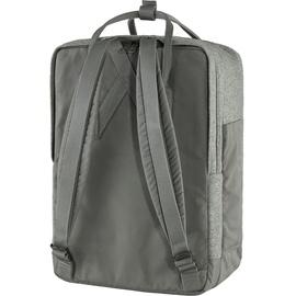 "Fjällräven Kanken Re-Wool Laptop 15"" granite grey"