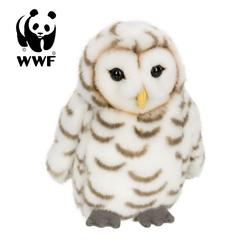 WWF Plüschfigur Plüschtier Schneeeule (15cm)