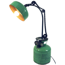 Guru-Shop Stehlampe Stehleuchte, Industrial Style, Upcycling..