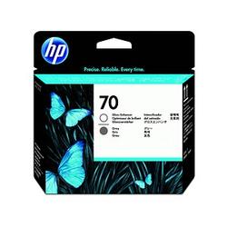 HP 70 (C9410A) Glanzverstärker/grau Druckkopf