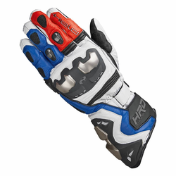 Held Handschuhe Titan RR, blau-rot-weiß Größe 8,5