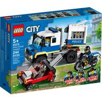 Lego City Polizei Gefangenentransporter 60276