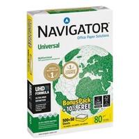Navigator Universal A4 80 g/m2 550 Blatt