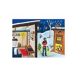 Advent im Waldhaus  Adventskalender - Kalender