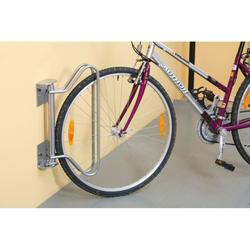 Fahrradständer zur wandmontage, wandparker mit einstellung des
